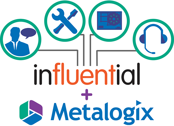 Influential + Metalogix = Office 365 and SharePoint Services and Support